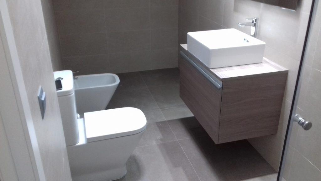 reformas de cuarto de baño vater suspendido