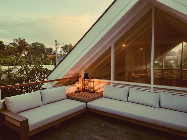 iluminación en reformas de terrazas
