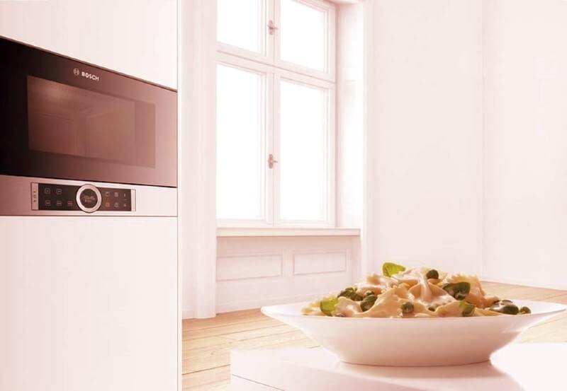 electrodomésticos integrables bosch