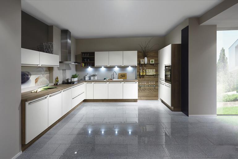 suelos de cerámica en cocinas