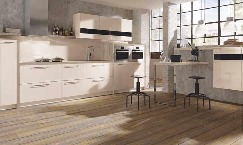 Suelos de madera para cocinas