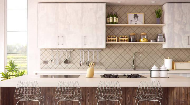 Costes de los azulejos para cocinas