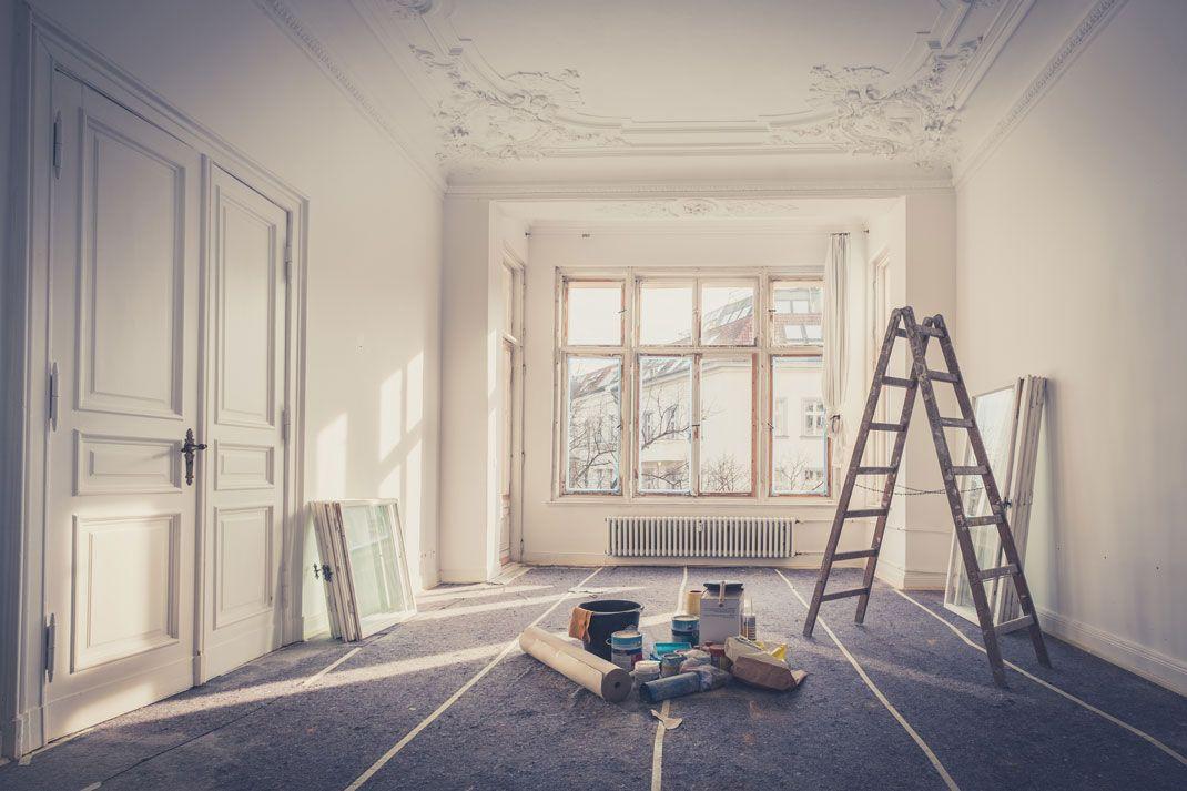 paneles de yeso reformas casa